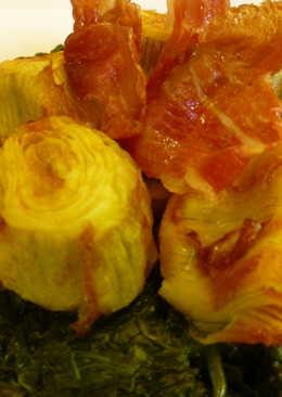 Alcachofas de bote 36 recetas caseras cookpad for Cocinar alcachofas de bote