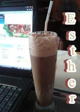 Café Capuchino frío