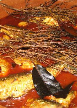 Escabeche de boquerones o sardinas