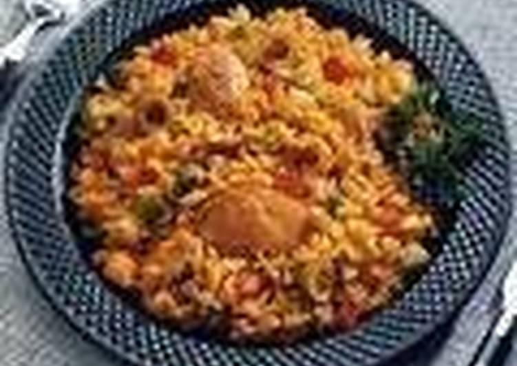 Recetas de cocina nicaraguense arroz a la valenciana