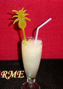 Granizado de limonada