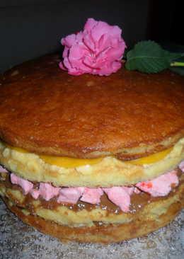bizcocho para tarta de cumpleaos
