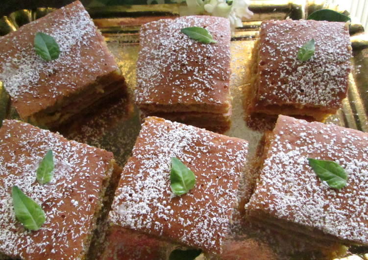 Pastelitos dulces de calabaza y albaricoques