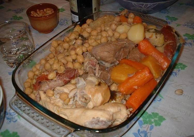 Cocido Murciano