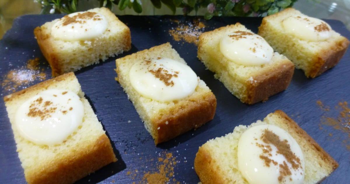 Postres faciles 413 recetas caseras cookpad for Postres faciles