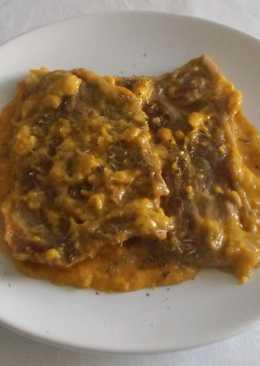 Filetes de ternera en salsa 36 recetas caseras cookpad - Filetes de ternera en salsa de cebolla ...