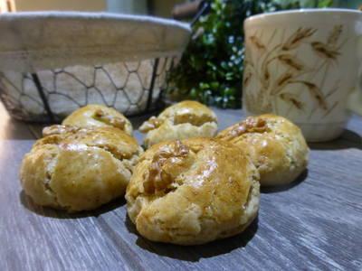 Pastas de nueces de Ana Maria