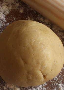 masa de galletas caseras