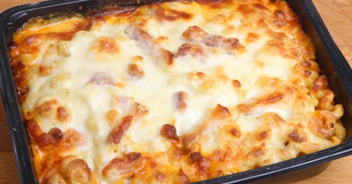 Macarrones gratinados receta de fapiru cookpad - Macarrones con verduras al horno ...