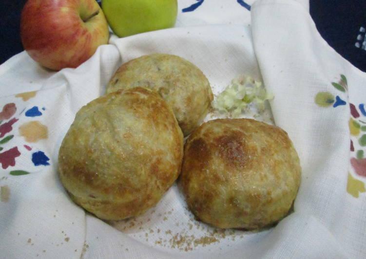 Pastelitos de manzanas a la canela