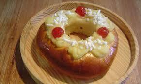 Rosca de Pascuas o Reyes casera y fácil