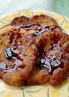 Tortillas canarias de carnaval