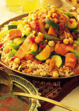 Couscous casablanca
