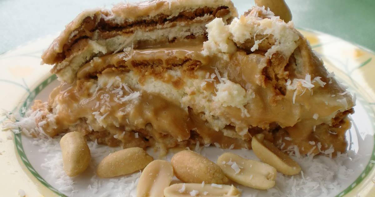 Tarta de pi a y nata 41 recetas caseras cookpad - Cocina facil manises ...