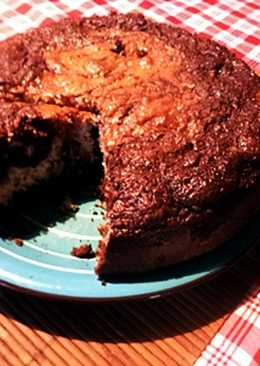 Torta Marmolada el horno eléctrico