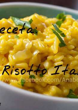 receta de arroz italiano