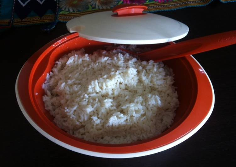 Arroz blanco Thermomix