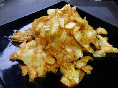 """Patatas fritas """"chips"""""""