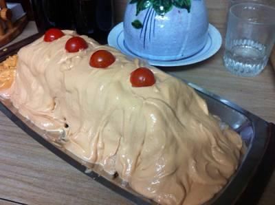 Pudding de Marisco