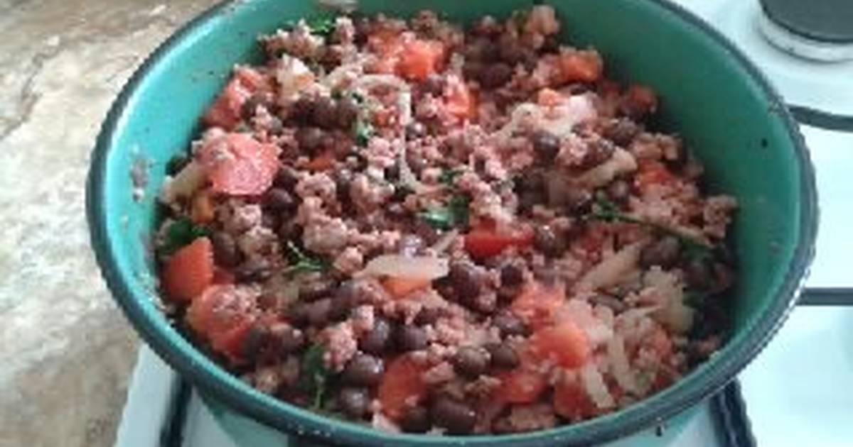 Receta Con Carne Molida de Res Carne Molida a la Mexicana Con