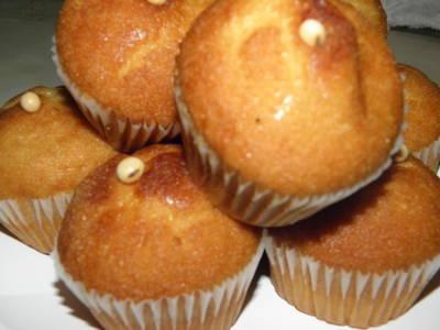 Muffins de Coca-Cola