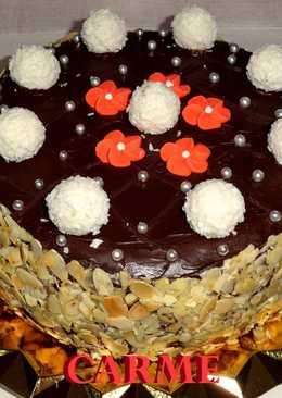 tarta de cumpleaos fcil y esponjosa
