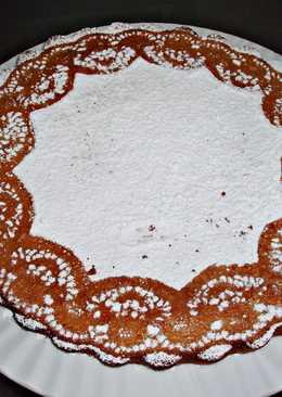 Pastel de nueces al Amaretto