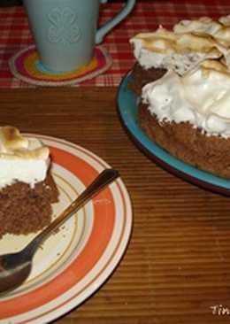 Torta Brownie fácil