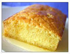 Torta de naranja fácil de Rosita