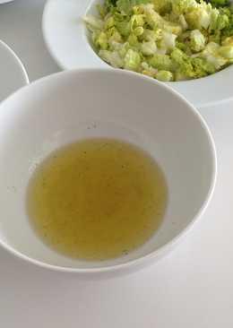 alio de ensalada para adelgazar