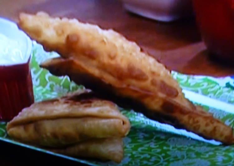 Masa para hacer Samosas Receta de milandebrera - Cookpad