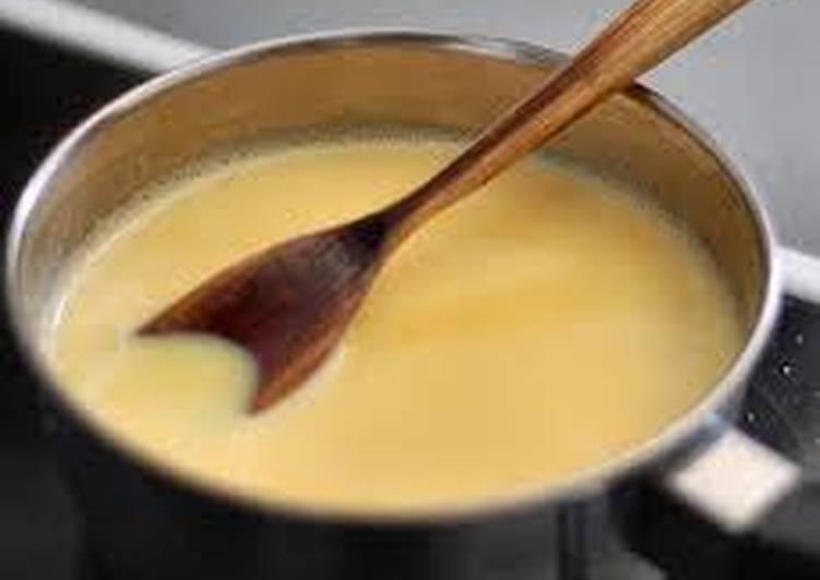 como hacer un manjar blanco