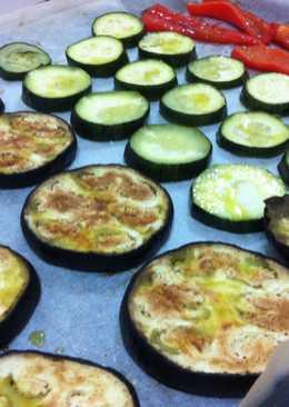 Preparar verduras asadas