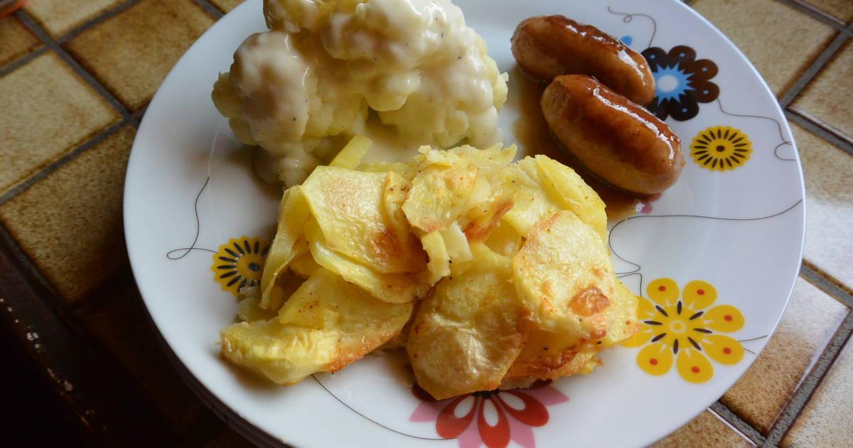 Nuestra cena acompa ado con una bechamel sin lactosa - Bechamel con nata para cocinar ...