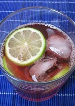 Karkanji (bebida de hibisco)