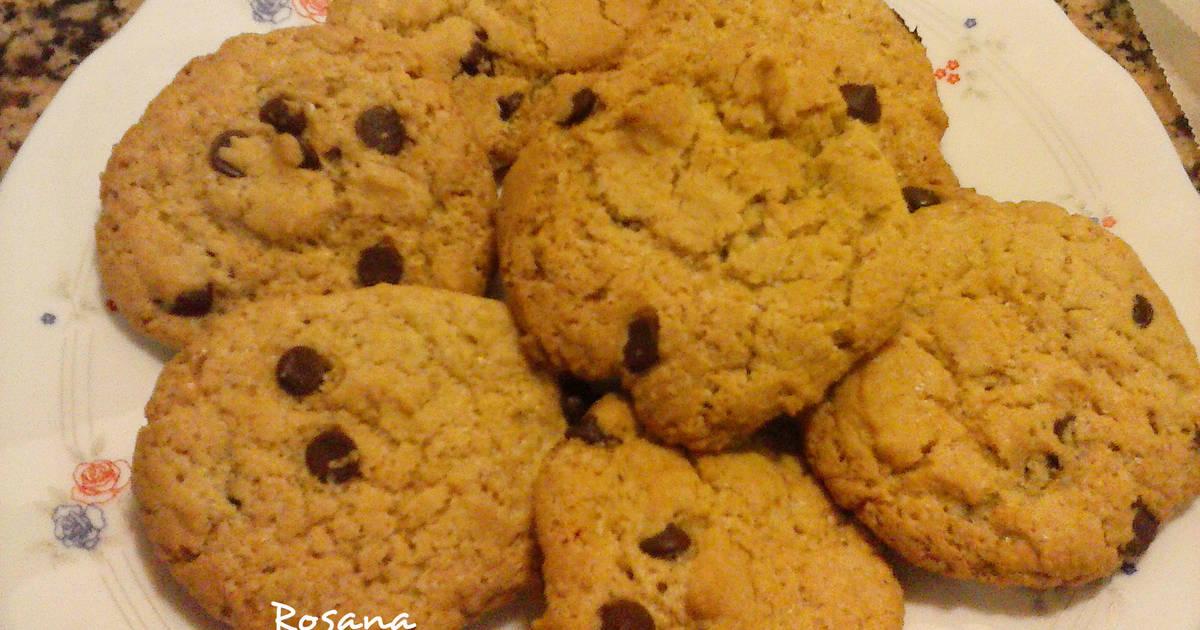 galletas caseras receta