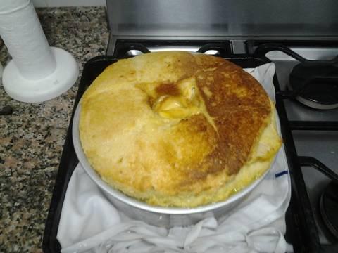 Tarantela mix bud n de pan receta de lacocinadecarlosarg for Cocinar a 90 grados