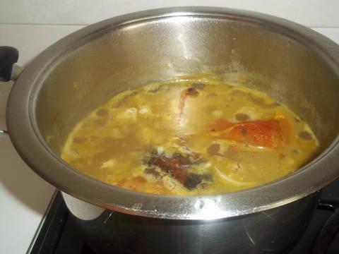 Sopa de patatas con bacalao receta de kiko cookpad - Patatas en caldo con bacalao ...