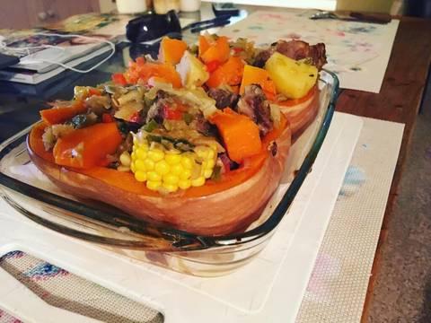 Foto del paso 14 de la receta Carbonada argentina