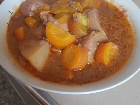 Foto del paso 4 de la receta Ajiaco cubano
