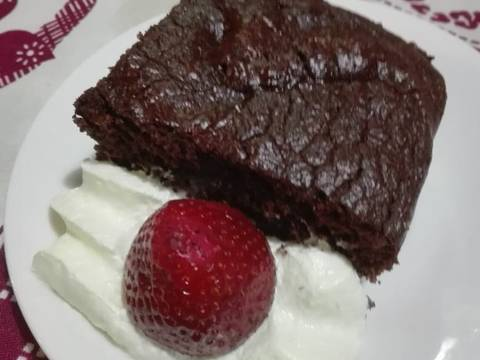 Keto Brownie Receta de Pau Salinas - Cookpad