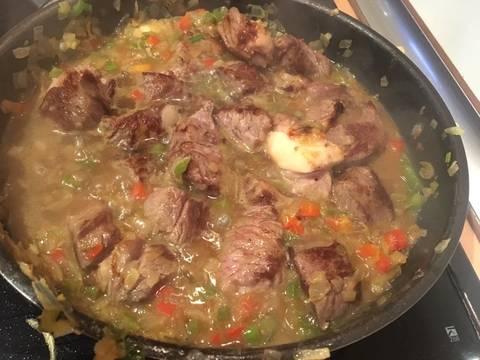 Foto del paso 10 de la receta Carbonada argentina