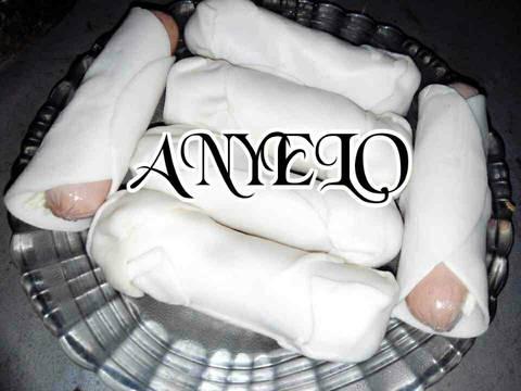 Relleno de pancho con queso receta de anyelo fernandez - Cambiar relleno sofa ...