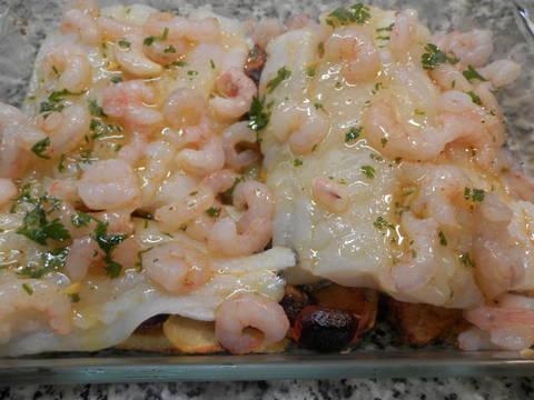 Filete de bacalao al horno receta de carmem cookpad for Como cocinar bacalao al horno
