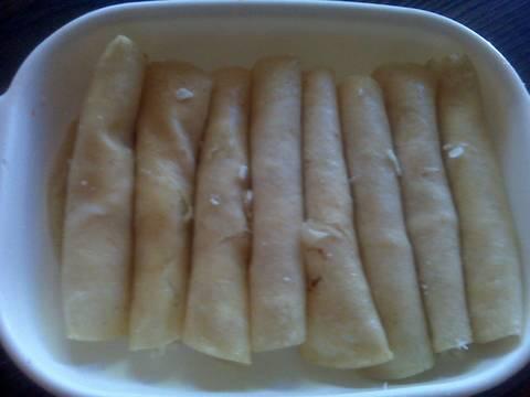 Enchiladas de mole poblano Receta de lenny - Cookpad