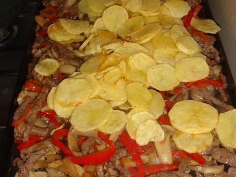 Planchetta de carne receta de norali cookpad for Que se puede cocinar