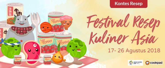 Festival Resep Kuliner Asia
