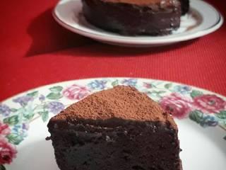 Foto masakan dari Super Moist Steamed Chocolate Cake Juara NO mixer NO oven