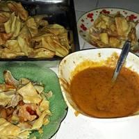 Batagor bandung (Tanpa Ikan)