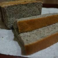 Ogura Cake Ketan Hitam Malaysian Cottoncake
